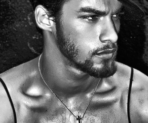 handsome, hot guys, and model image