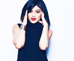 kylie jenner, kardashian, and makeup image