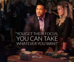 focus and love image