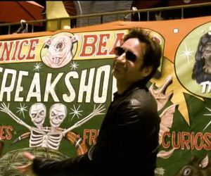 david duchovny, californication, and hank moody image