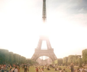 paris, hipster, and nature image