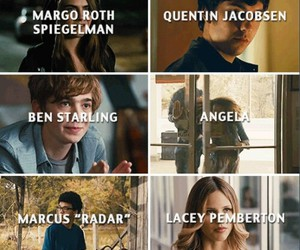 MARGO and paper towns image