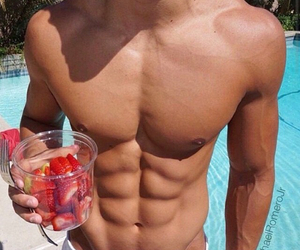 abs, best friend, and boys image