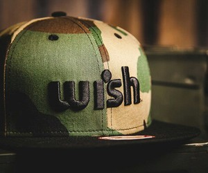 cap, swag, and fashion image