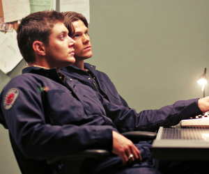 dean winchester, Jensen Ackles, and spn image