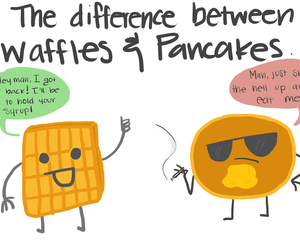funny, lol, and pancakes image