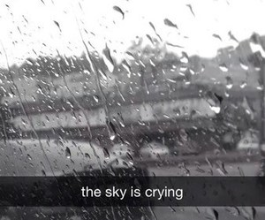 cry and sky image