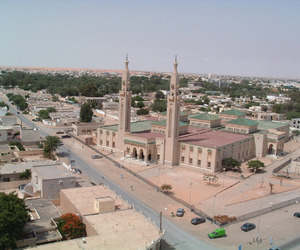 mauritania, nouakchott, and capital of mauritania. image