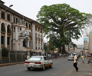 africa, sierra leone, and urban image