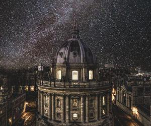 stars, oxford, and sky image