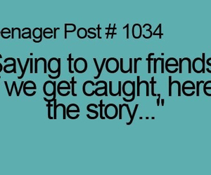 friends, story, and funny image