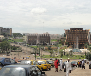 africa, cameroon, and urban image