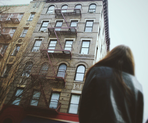 apartment, new york, and city image
