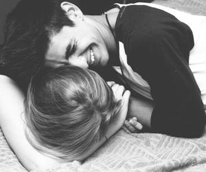 couple, love, and fun image