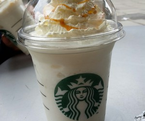 frappuccino, london, and friends image
