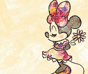 minnie and disney image