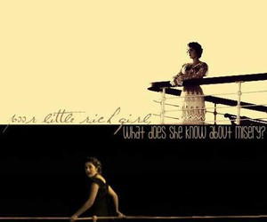 misery, titanic, and rose dewitt bukater image