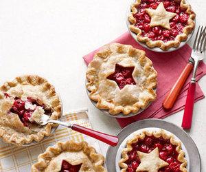 pie, food, and dessert image