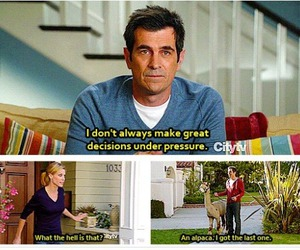 modern family, funny, and humor image