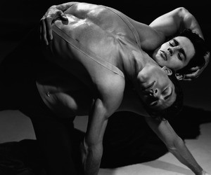 bruce weber, Roberto Bolle, and dance image