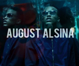 august alsina and gif image