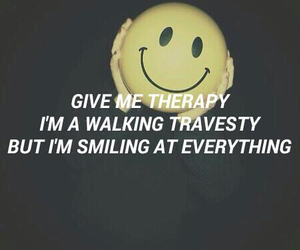 all time low, grunge, and therapy image