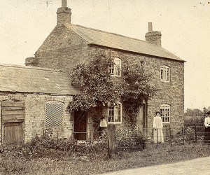 architecture, country, and edwardian image