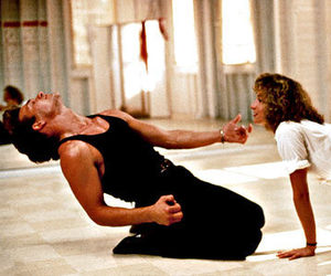 dirty dancing, film, and dirtydancing image