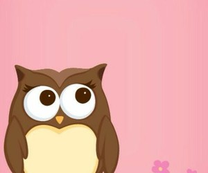 owl, wallpaper, and art image