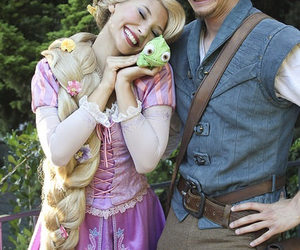 disney, Eugene, and rapunzel image