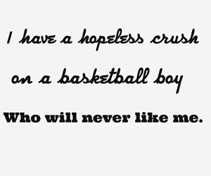crush, Basketball, and boys image