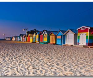 beach, brighton, and canon image