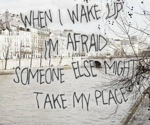 the neighbourhood, afraid, and Lyrics image