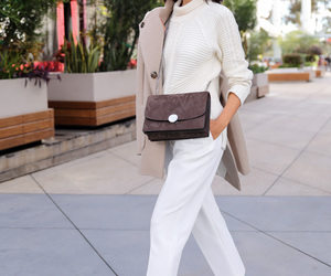 outfit, street fashion, and street style image