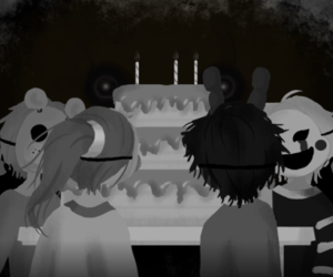 five nights at freddy's and missing children image
