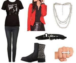 fashion, joan jett, and style image