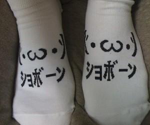 kawaii, socks, and cute image