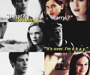 cw, the flash, and snowbarry image