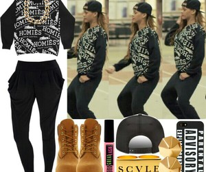 Polyvore and pour it up image