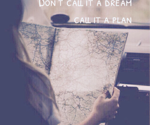 Dream and travel image