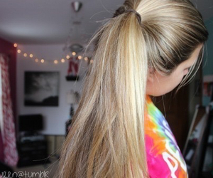 tumblr, quality, and hair image