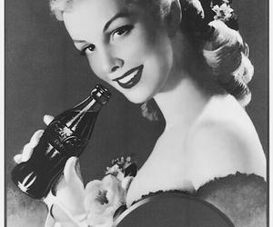 coca cola, coke, and vintage image