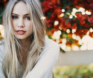 girl, pretty, and scarlett leithold image
