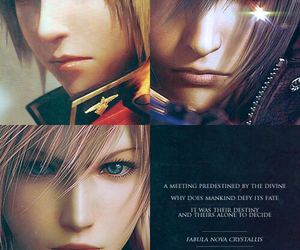 video games, final fantasy, and square enix image