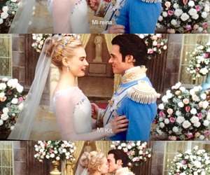 be brave, cinderella, and couple image