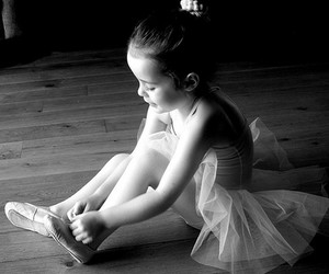 dance, fille, and girl image