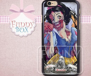 snow white, phone cover, and phone case image