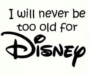 disney, old, and quote image