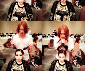 girls generation, heechul, and super junior image