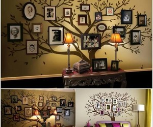 diy and family tree image